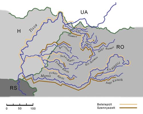 Románia folyói